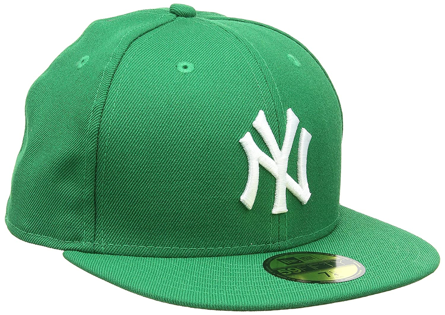New Era MLB Basic Berretto da Baseball Adulto NY Yankees 59 Fifty Fitted 10879077
