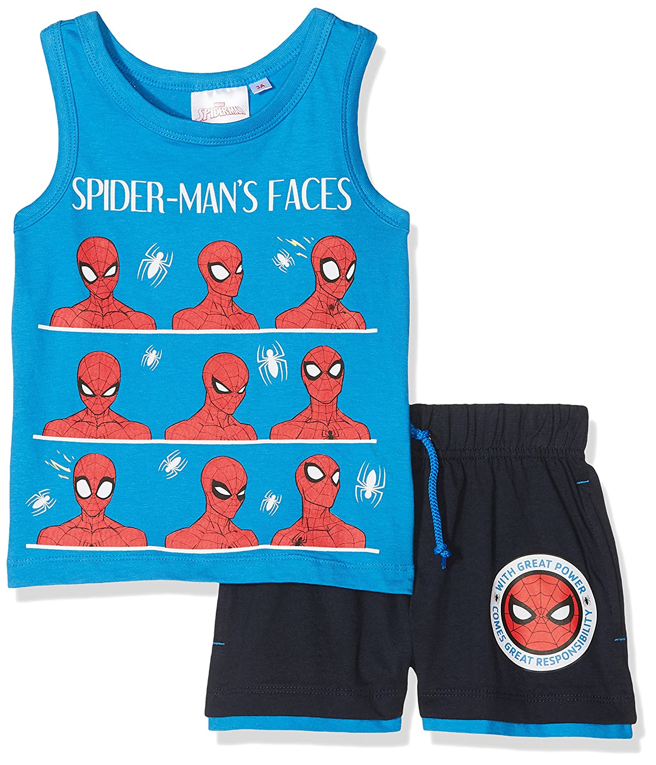 Spiderman Jungen Sportbekleidung Set Patch ER1153