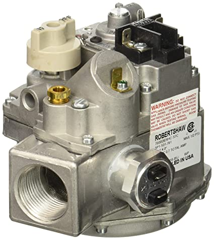 Robertshaw 700-059 Gas Valve, Slow Opening, 720, 000 BTUH - Heaters on