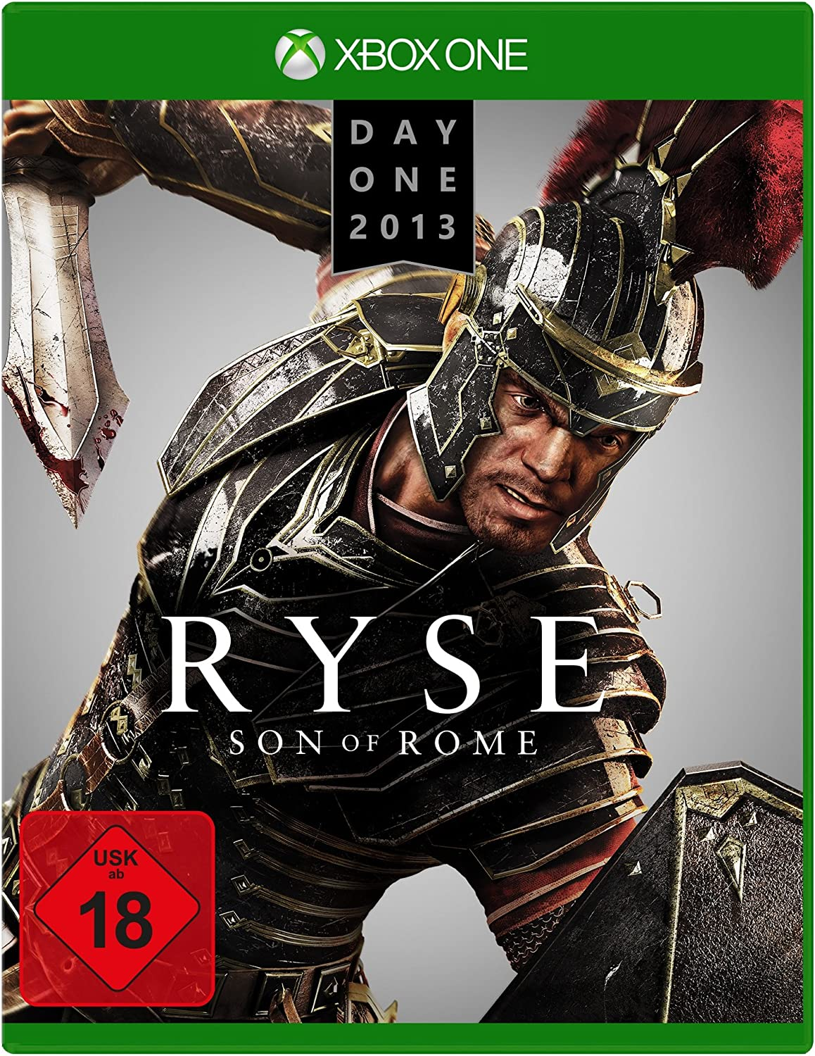 Microsoft Ryse: Son of Rome - Day One Edition, Xbox One - Juego ...