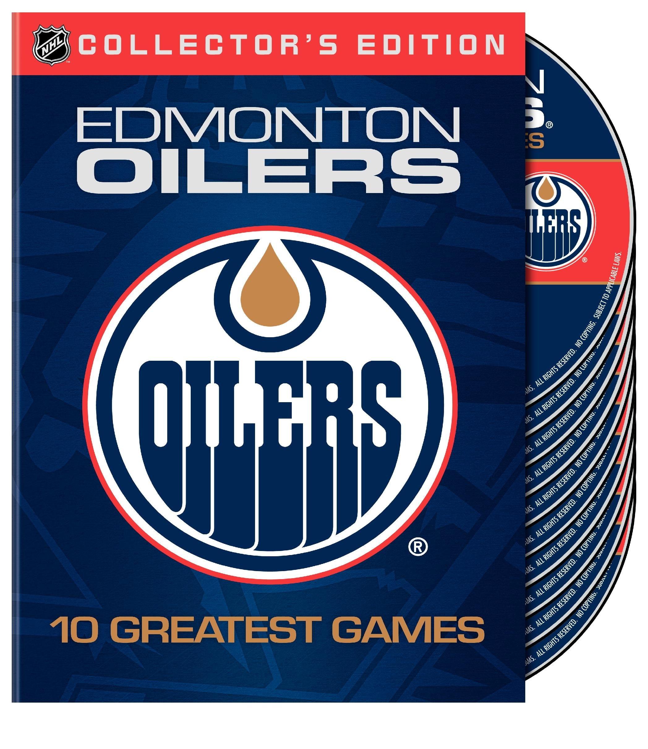 NHL: Edmonton Oilers 10 Greatest Games