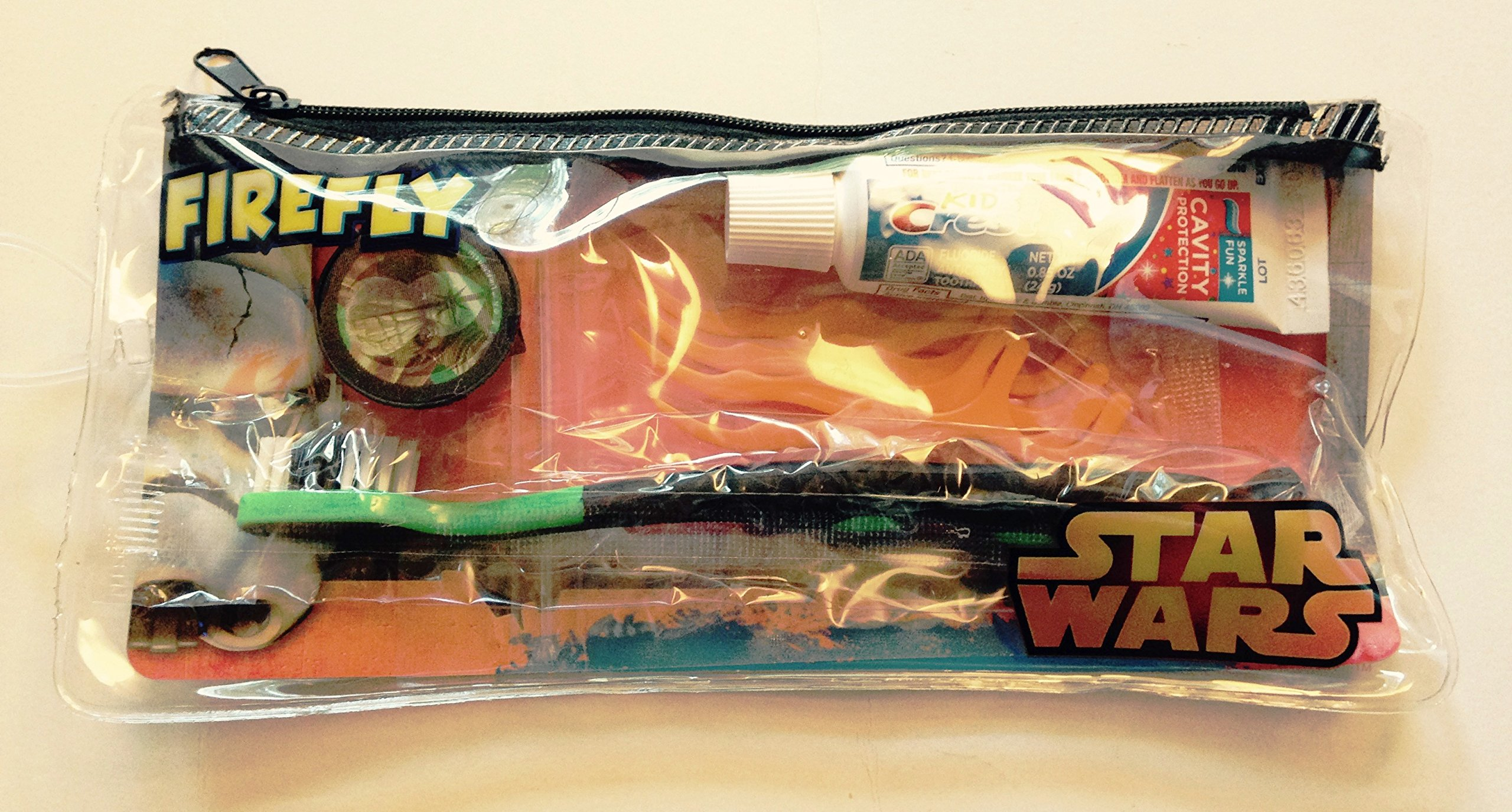 Firefly Dental Travel Kit for Kids (Star Wars ~ Yoda)