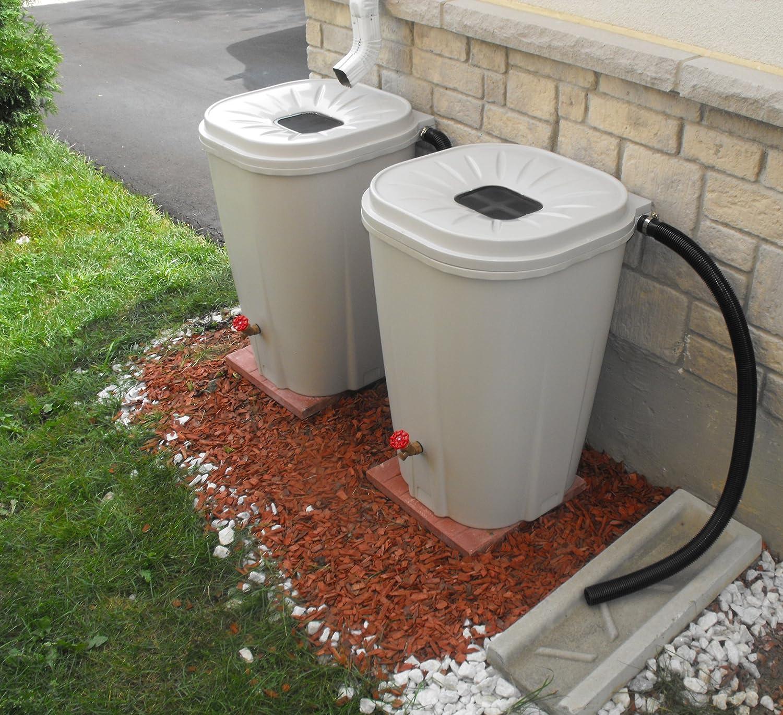 rain barrel system design