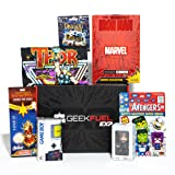 Geek Fuel EXP - Exclusive Geeky Merchandise, Apparel, Games, Collectibles Subscription Box