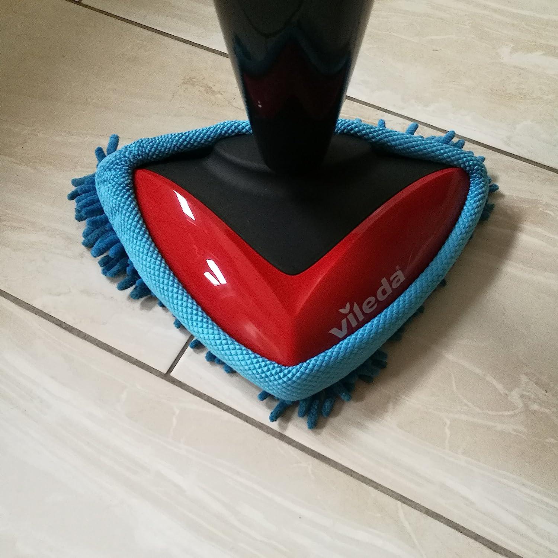 compatibili con H2O Universale in Microfibra Triangolare Lavabile Pulizia Panni,panni in microfibra per lavapavimenti a vapore con tecnologia Steam Mop riutilizzabili e lavabili