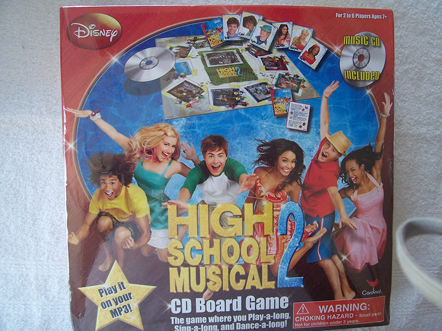 Play high school musical 2 games 2 player online flash games