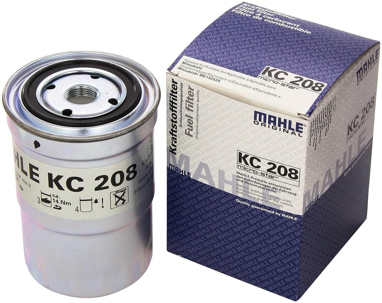 Mahle Filter KC208 Filtro De Gasoil
