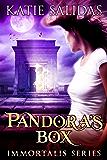 Pandora's Box (Immortalis, Book 3) (Immortalis Vampire Series)