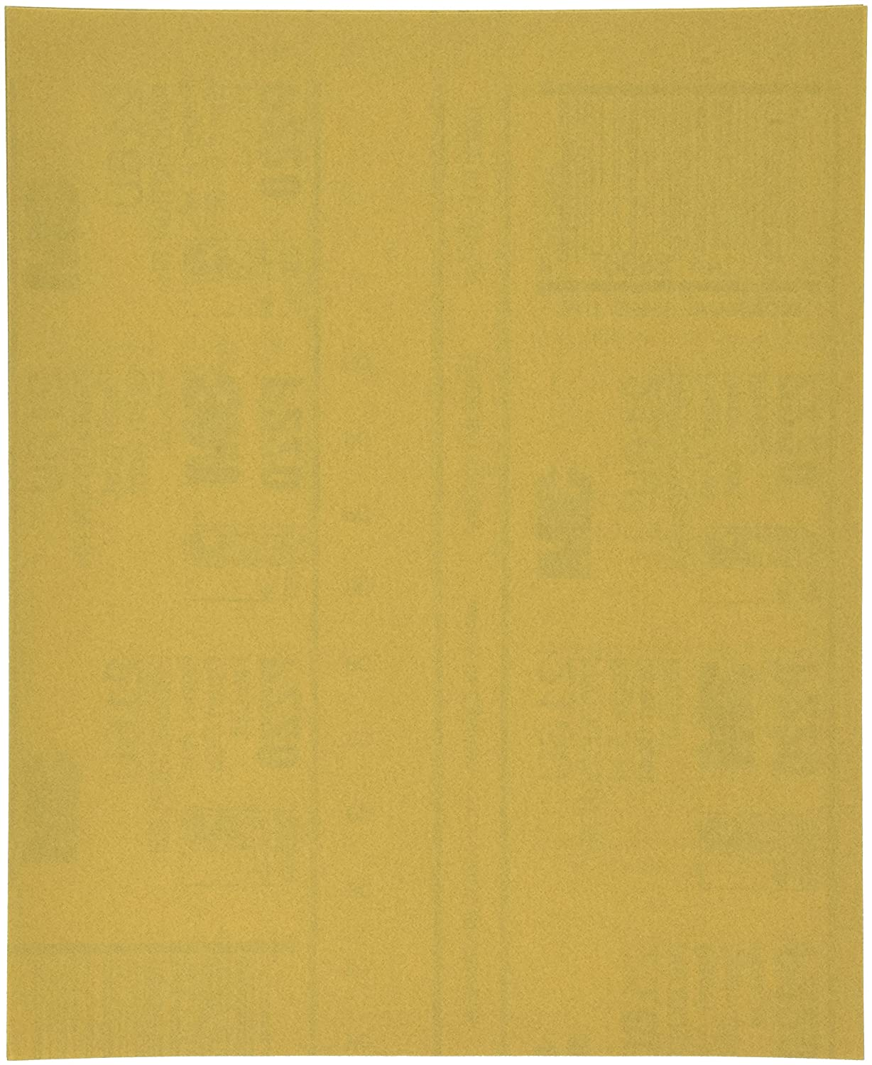3M SandBlaster Between Coats Sandpaper 320-Grit 9-Inch by 11-Inch