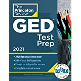 Princeton Review GED Test Prep, 2021: Practice Tests + Review & Techniques + Online Features (2021) (College Test Preparation