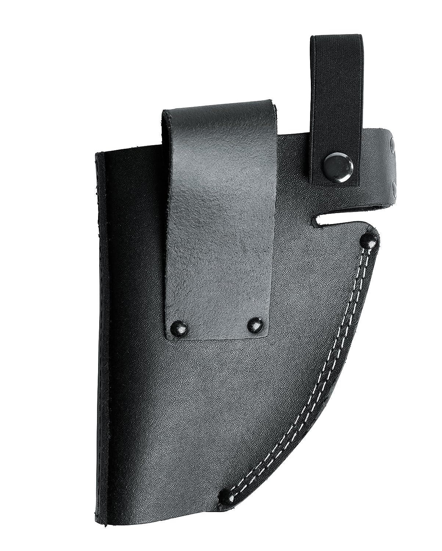 Holster f/ür Akkuschrauber aus Leder mit Schlaufe in Schwarz kwb G/ürteltasche