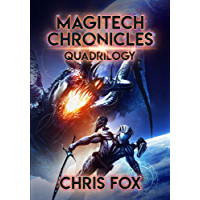 The Magitech Chronicles Quadrilogy: Books 1 - 4 of the Magitech Chronicles (English Edition)