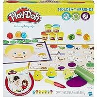 Play-Doh Letras y Palabras Hasbro B3407105