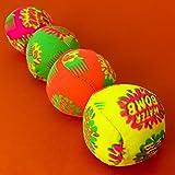 Adorox 12pc Water Bomb Splash Balls - Pool/Beach Games Fun Activities (Assorted )