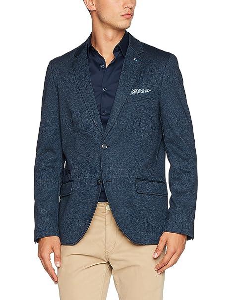 CALAMAR MENSWEAR 144590, Chaqueta de traje Hombre, Azul ...