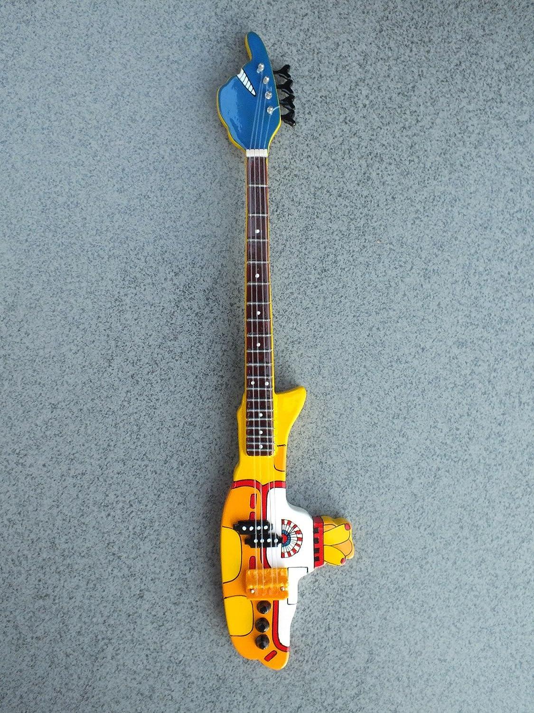 見事な ビートルズ イエローサブマリン ミニチュアギター B00DZO4JIM 並行輸入 B00DZO4JIM, ハンガー屋:20e8ed20 --- efichas.com.br