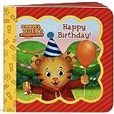 Happy Birthday! (Daniel Tiger's Neighborhood: Little Bird Greetings: Keepsake Card Board Book With Personalization Flap)