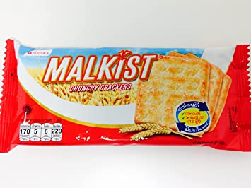 efb0863740aa Amazon.com  Mayora - Malkist Crunchy Crackers 36g