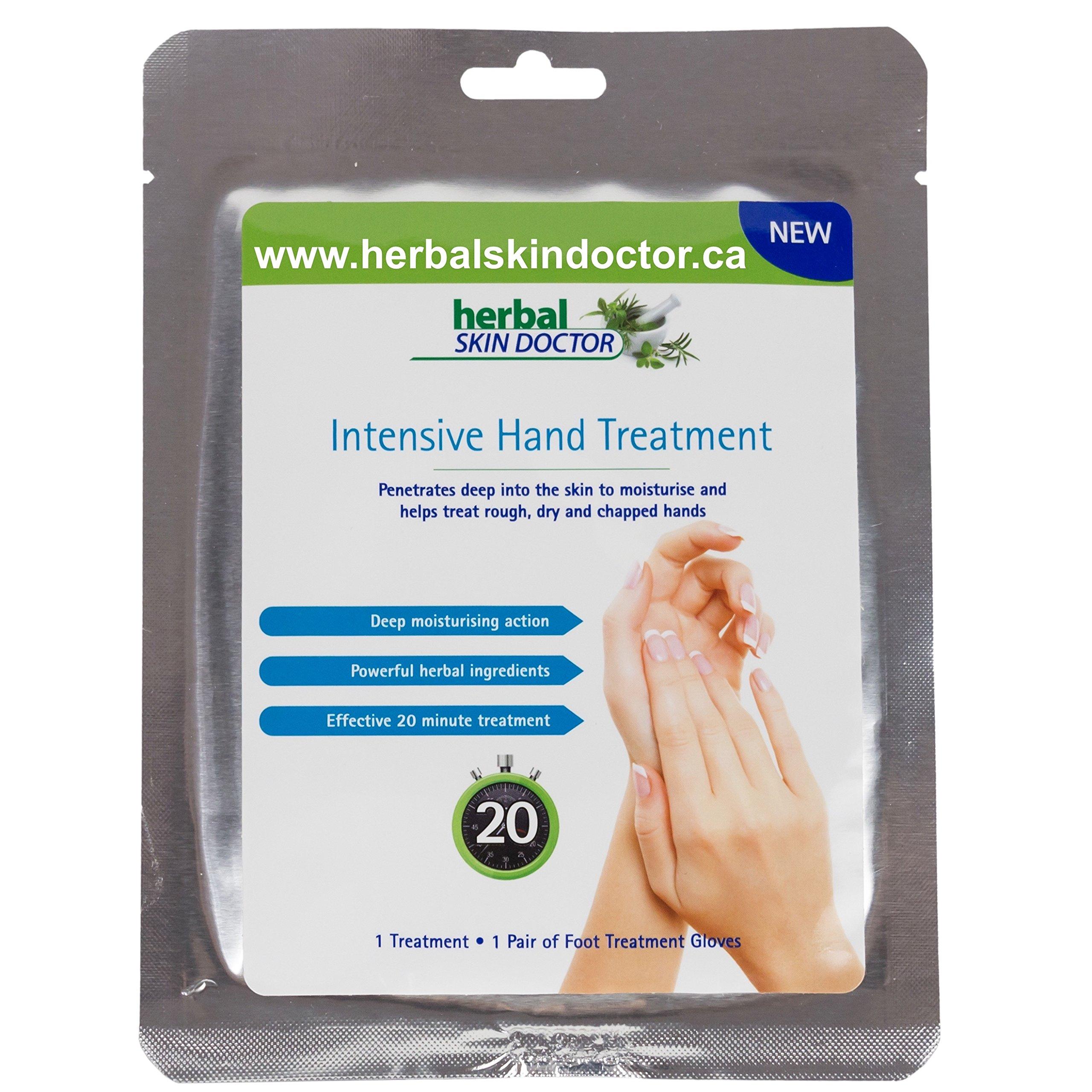 Intensive Hand Treatment, hand glove, hand mask