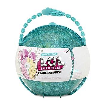 Amazon Com L O L Surprise Pearl Surprise Toys Games