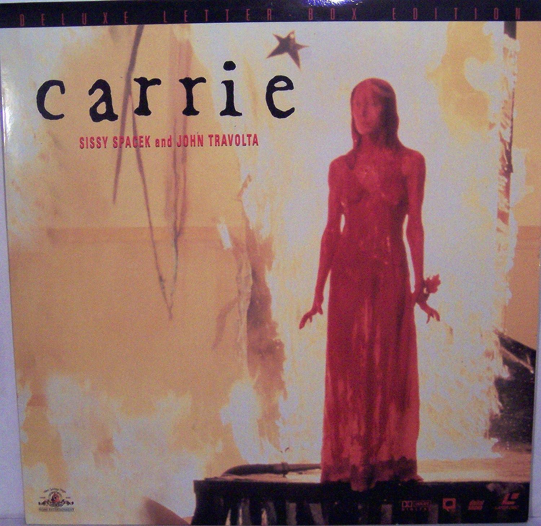 Amazoncom Carrie Laserdisc Movies Tv