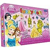 John Adams Fuzzy-Felt Disney Princess