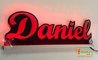 "'LED Trucker 12 ""v.o.24 V Cartel Daniel O Su Nombre"