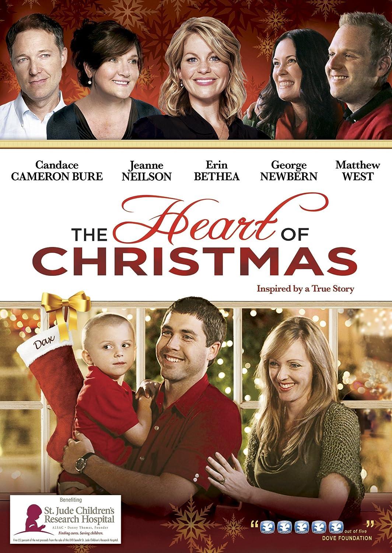Amazon.com: The Heart of Christmas: Candace Cameron Bure, Jeanne ...