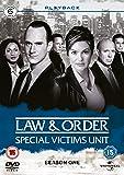 Law & Order: Special Victims Unit - Season 1 [DVD] [1999] [6-Disc Set]