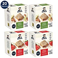 Deals on 4-Pack Quaker Baked Squares Soft Baked Bars 5 Bars