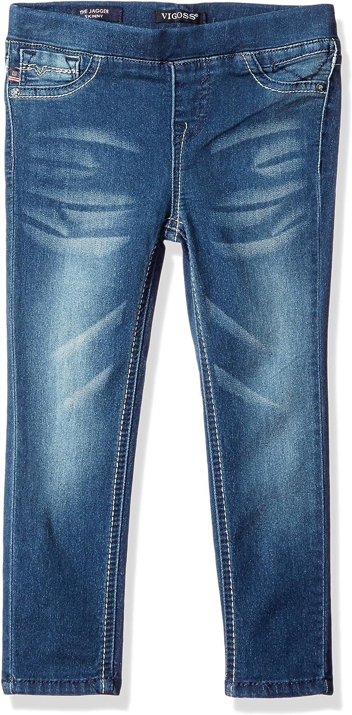 VIGOSS The Jagger Pull On Release Ankle Skinny Jean 6 Little Girls