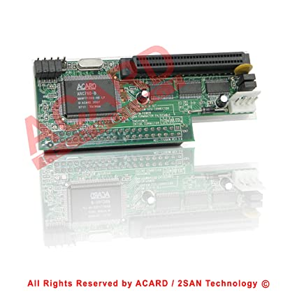 ACARD AEC Series PCI SCSI Controller Driver