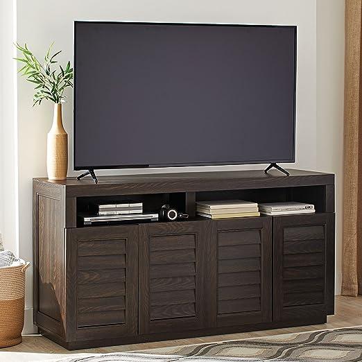 BHG Ellis - Mueble de Almacenamiento para televisores de hasta 75 ...