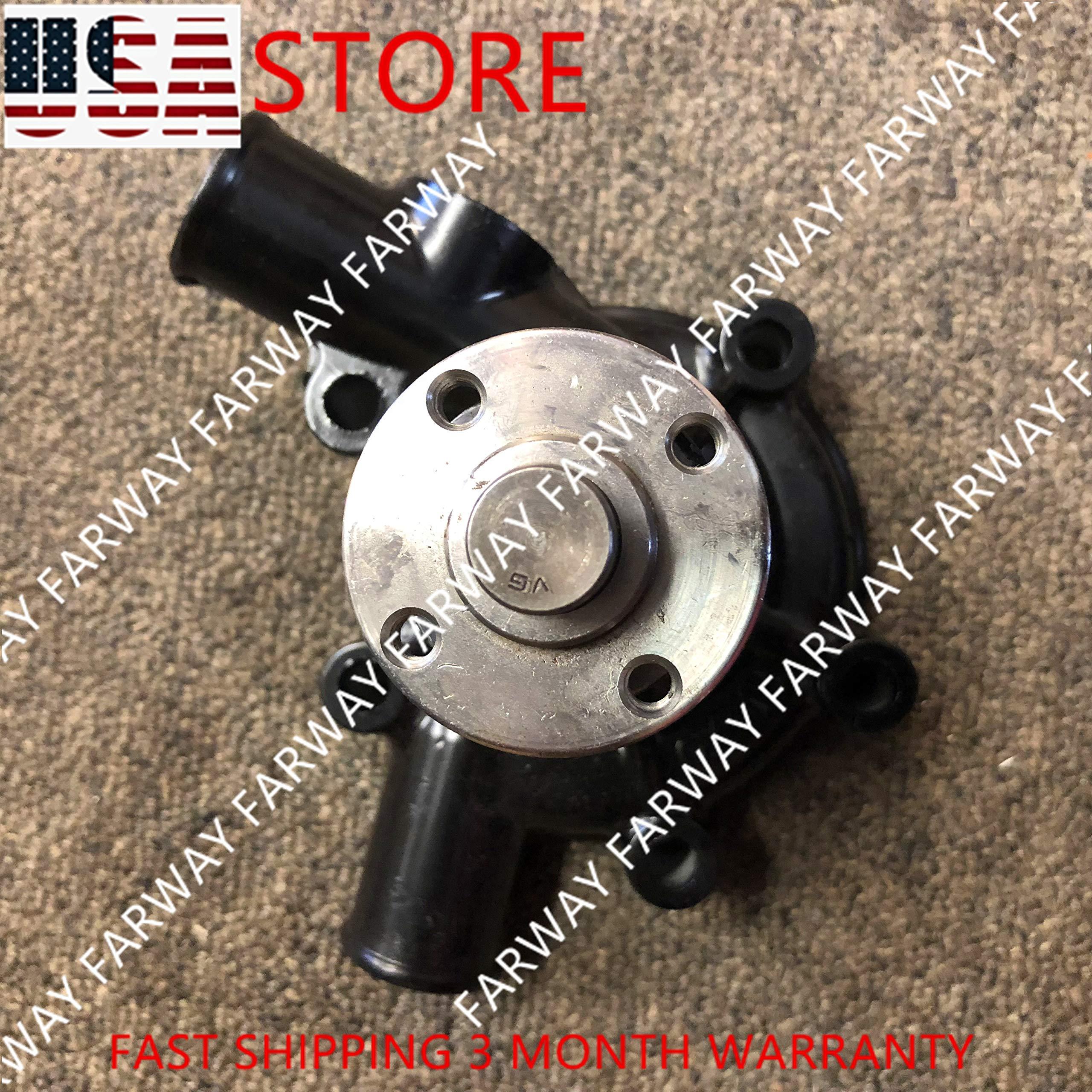 121000-42101 Water Pump FITS 3T75HL 3T84HLE-TBS 3T84 3T84HA Takeuchi TB25 TB35S