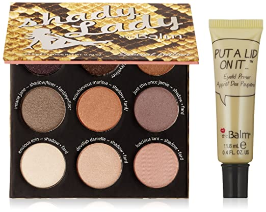 theBalm shadyLady Vol. 4 Special Edition
