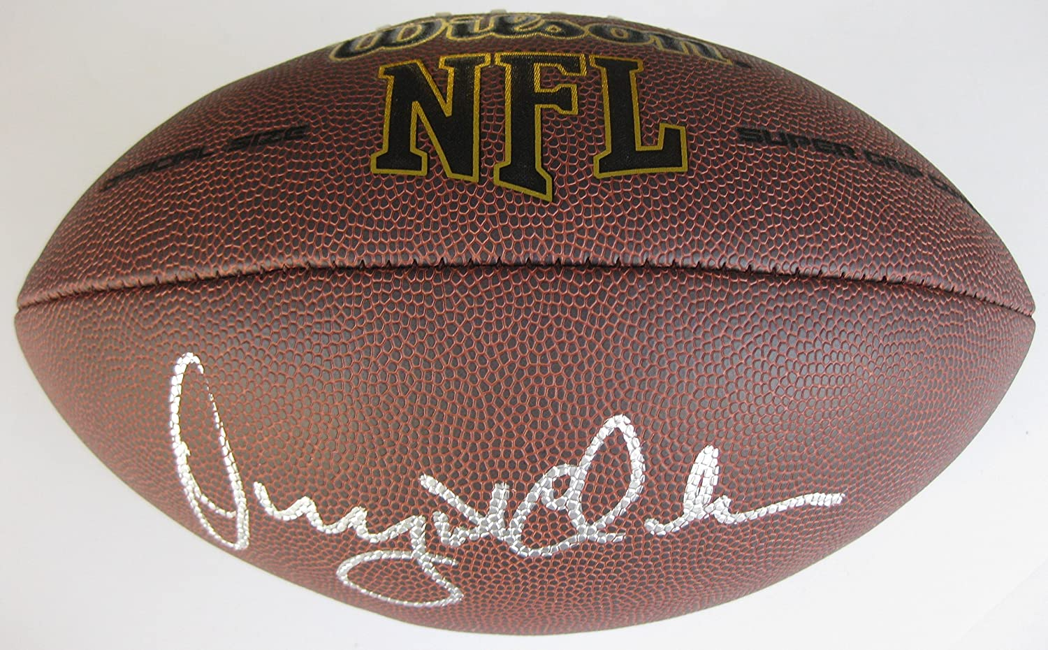 Dwight Clark, San Francisco 49ers, Niners, the Catch, Signed, Autographed,  NFL Football, a COA with the Proof Photo of Dwight Signing Will Be Included  at ...