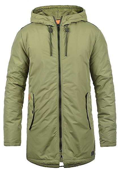 BLEND Hendrik - Giacca invernale da Uomo  Amazon.it  Abbigliamento 490c2496799