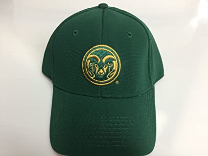 06b466f1459 Image Unavailable. Image not available for. Color  New Colorado State  University Embroidered Adjustable Back Cap