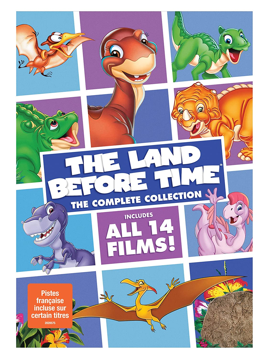 the land before time the complete collection bilingual amazon ca