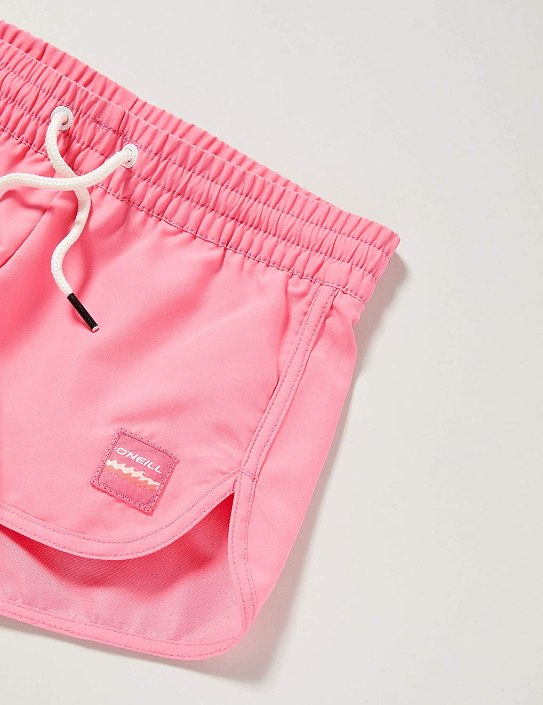 ONeill Girls PG Essential Triangle Bikini Pink Lemonade 116