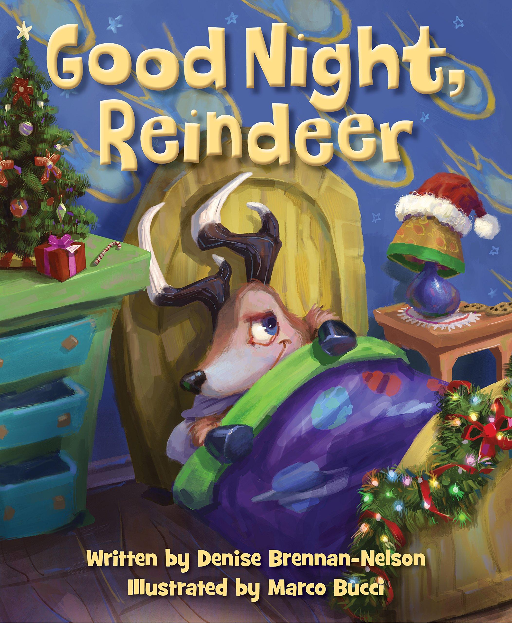 Good Night Reindeer Denise Brennan Nelson Marco Bucci