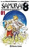 Samurai 8 nº 01: La Leyenda de Hachimaru (Manga Shonen)