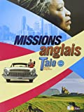 Missions anglais Terminale B1/B2 (1CD audio)