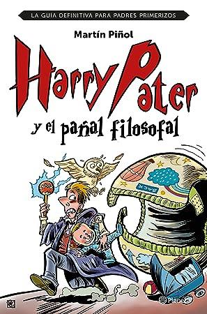 Harry Pater y el pañal filosofal - Libros para padres primerizos