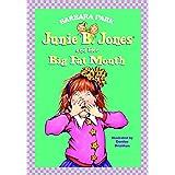 Junie B. Jones and Her Big Fat Mouth (Junie B. Jones 3, Library Binding)