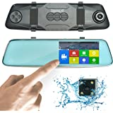 """Luna Technologies HD Front and Rear Dash Camera 
