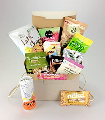 Love vegan box large selection including protein nuts nakd love vegan box large selection including protein nuts nakd popcorn 100 negle Images