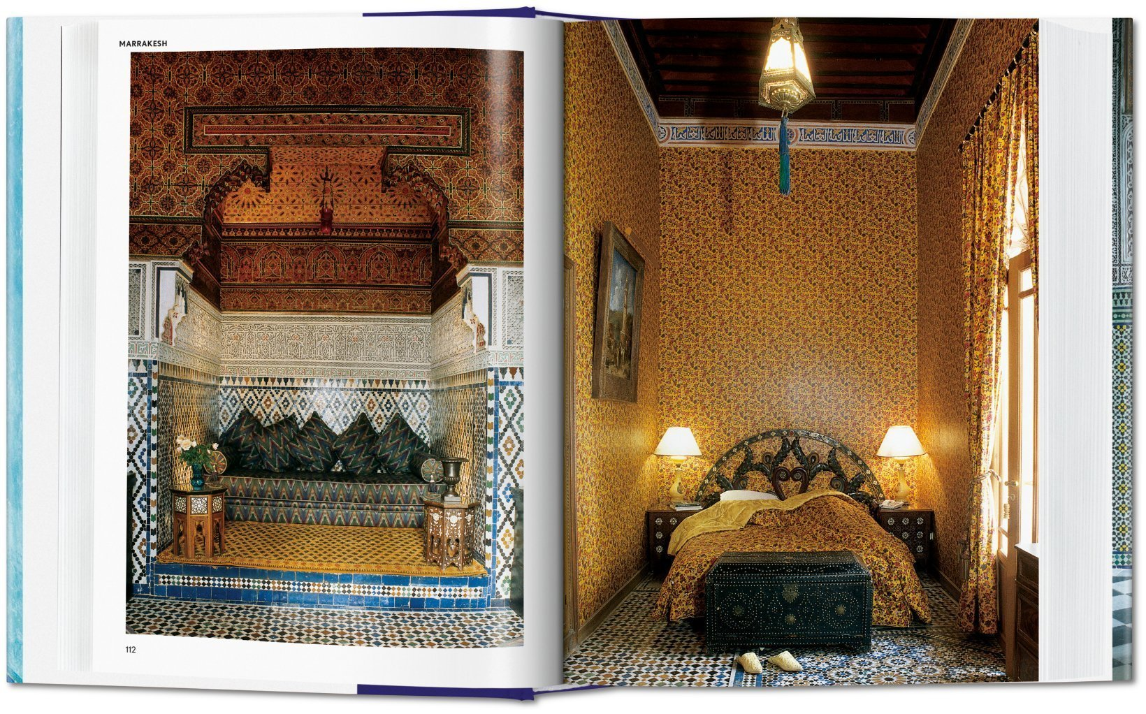 Living in Morocco (Bibliotheca Universalis): Amazon.de: Angelika ...