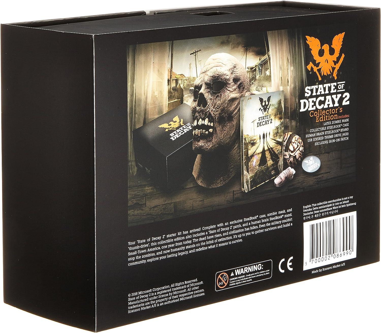 State of Decay 2 Collectors Edition - [Spiel nicht enthalten ...