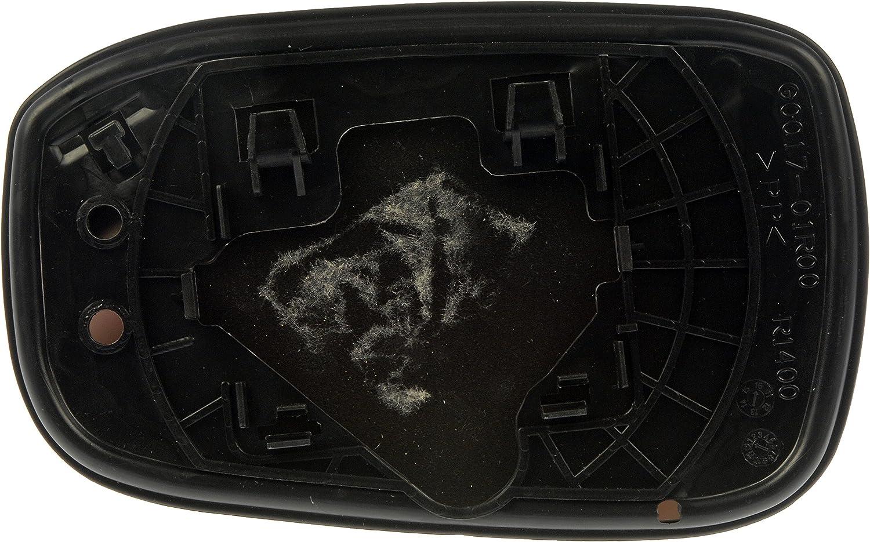 Dorman 56354 HELP!-Look Passenger Side Non-Heated Plastic Backed Mirror Glass